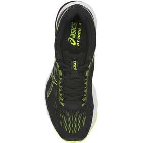 asics GT-1000 7 Shoes Herren black/hazard green